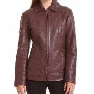 Wilsons Brown leather jacket